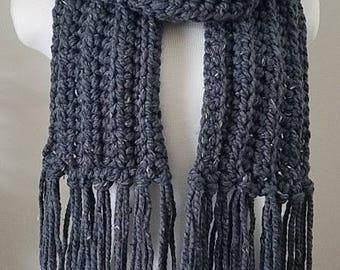 Super Chunky Scarf, oversized scarf, crochet scarf, big scarf
