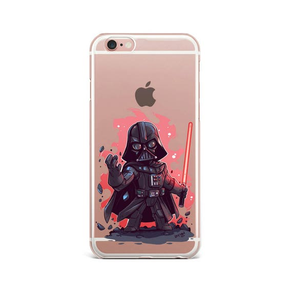 coque iphone 7 anakin skywalker