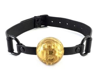 Bitcoin Ball Gag BTC