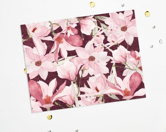 PRINTABLE Sheet - Magnolia