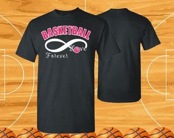 Basketball tshirt | Etsy