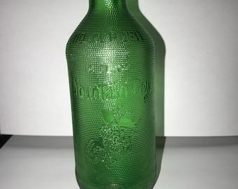1970s Mountain Dew bottle