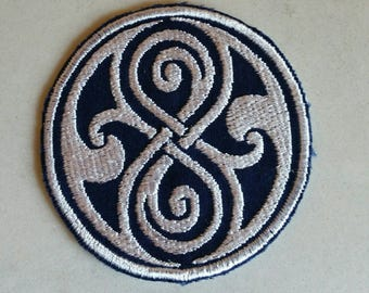 Seal of Rassilon Iron-on Patch