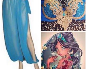 Princess Jasmine Costume  Adult