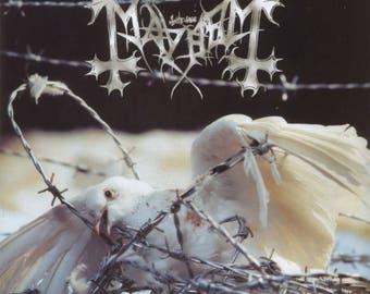 Mayhem - Grand Declaration of War CD