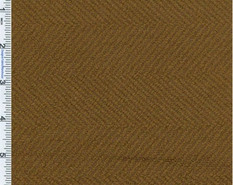 Camel Herringbone Upholstery Fabric, Fabric By The Yard