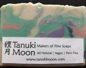 All Natural Tussah Silk Soap Scented with Clove & Hinoki Wood Essential Oils *Palm Oil Free*