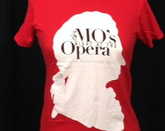 Mo's Night at the Opera T-shirt 2012