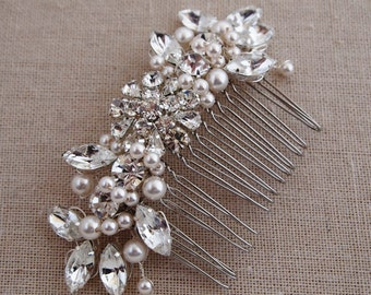Chloe Vintage Inspired Bridal Comb