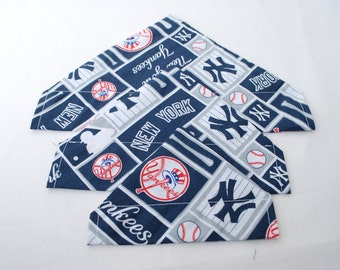 Pet Bandana-Dog Scarfs-Pet Scarfs-Handmade Scarfs-Fabric Dog Scarfs-NFL Dog Scarfs