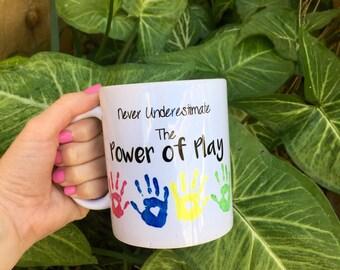 Power of Play Mug