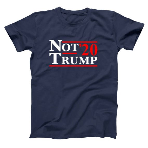 Not Trump 2020 Funny Anti Election Democrat Obama Peace Crewneck Sweatshirt DT1992 J9fPPO2
