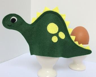 Dinosaur Egg Cosy - Egg Cozy - Easter Present - Egg Warmer - Egg Cosies - Easter Gift - Egg Cup Cover