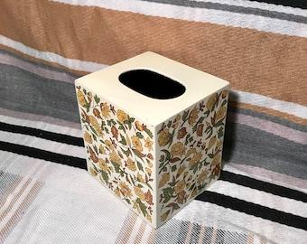 Seven Seas tissue cover