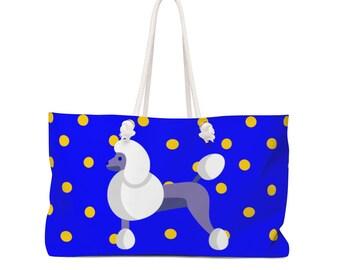 Poodle Perfect  Weekender Bag