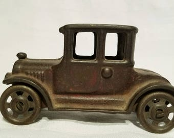 Cast Iron Model T Toy Truck