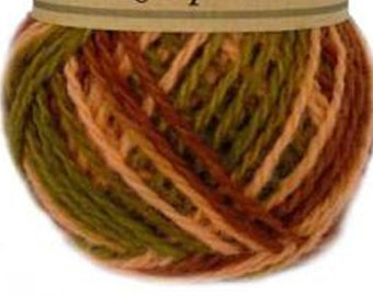 Wool, organic wool,sheep organic wool, Wool yarn, wool knitting yarn - 300g