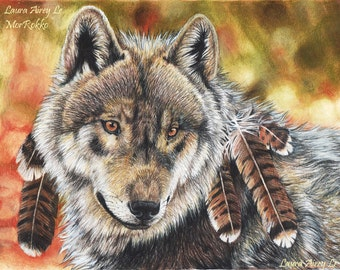 Colors of Autumn - 8 x 10 Fine Art Print - By Laura Airey Le