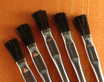 Disposable Flux Brushes / Set of 5