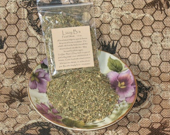 Facial Steam Herbs - Blend of 14 herbs to balance all skin types and help open nasal passages.    1.5 oz.