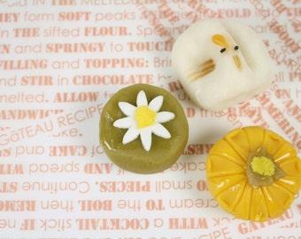 Gateau Recipe Design Wax Paper Baking Cookie Sandwich Gift Wrap (25 sheets)