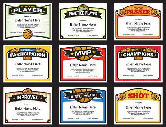 25 basketball certificate templates kid certificates child 25 basketball certificate templates kid certificates child certificate basketball award certificate templates girls basketball boys yadclub Image collections