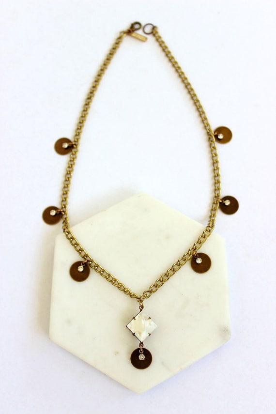 Boheme Charm Necklace