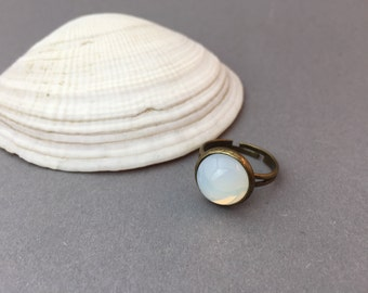 Opal Ring Bronze