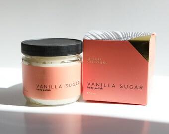 Vanilla Sugar Body Polish