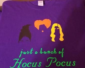 Just a bunch of Hocus Pocus