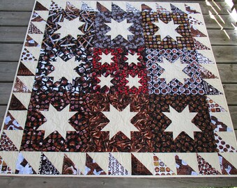 Sweet Tooth Star Quilt