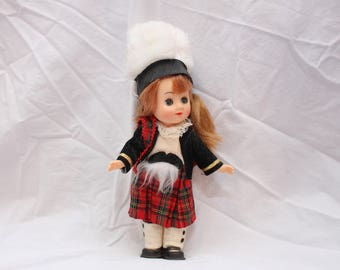 Vintage Dolls of All Nations, Scotland