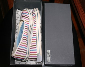Kenneth Cole canvas shoe