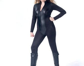 McCall's 7341 Pattern Yaya Han Zippered Body Suit  Size 26w,28w,30w,32w