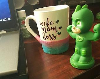 Wife,mom,boss!
