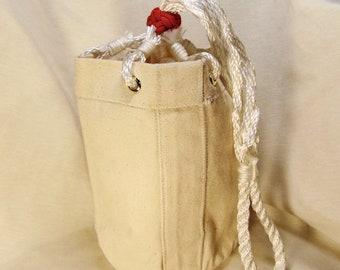 Canvas Sailor's Ditty Bag