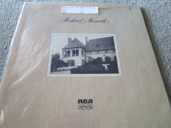 David Jones Personal Collection Record Album - Michael Nesmith - And The Hits Just Keep On Coming (RCA)