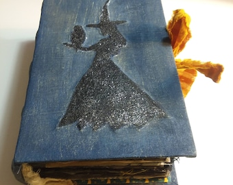 Witchy Halloween Journal Book of Shadows