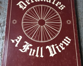 1980 Decanates A Full View Book by Bernice Prill Grebner
