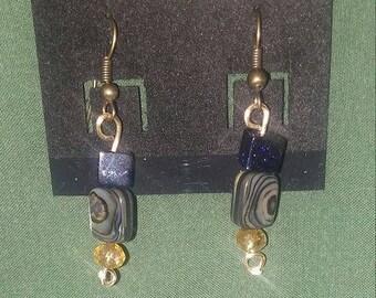 Marble Delight Earrings