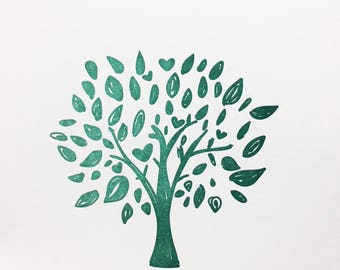 Trees Among Us Print