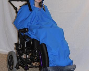 Wheelchair Coat Pattern