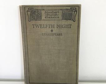 Twelfth Night by William Shakespeare (1908)