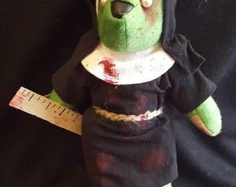 Zombie Nun Bear