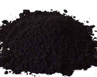 Dyes for Wool, Acid Dyes 1 oz ( 28 gr) Hand Dyed for  0.7 kg of fleece BLACK