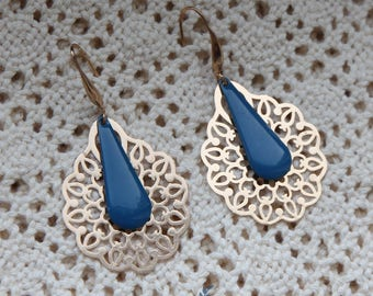 Persian Jewllery, Iranian Earrings, Persian Earrings, made in Belgium