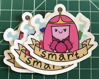 Princess Bubblegum Adventure Time Sticker