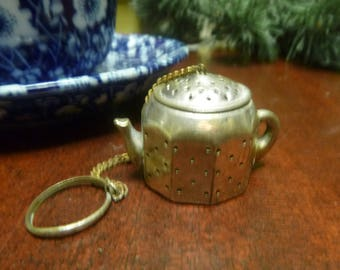 TeaPot Shaped Loose Leaf Tea Infuser, Small TeaPot Shaped Infuser
