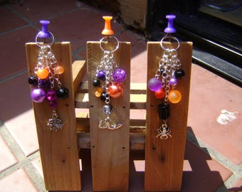 Beaded Keychains - Creature Feature