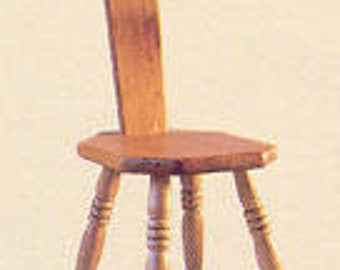 SPINNING CHAIR made by Ashford